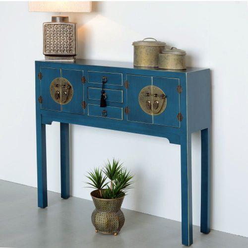 90953-consola-azul-ixia-comprar-en-electricidad-aranda-lamparas-almeria-
