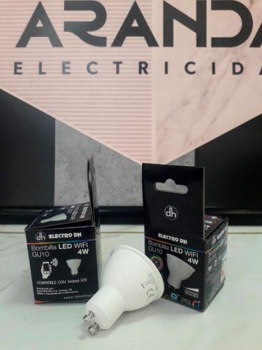 bombilla-gu10-wifi-dh-comprar-en-electricidad-aranda-almeria