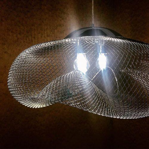 colgante-original-grande-malla-red-cromo-latty-globo-lighting-electricidad-aranda-lamparas-almeria-