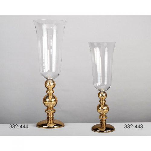 jarron-cristal-sheffield-transp-oro-26×84-cms-belda-interiorismo-electricidad-aranda-lamparas-almeria-