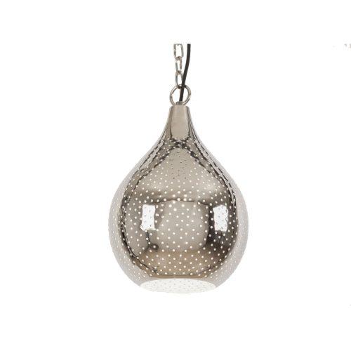 lampara-metálica-plata-colgante-gota-13-220-romimex-oferta-electricidad-aranda-lamparas-almeria-