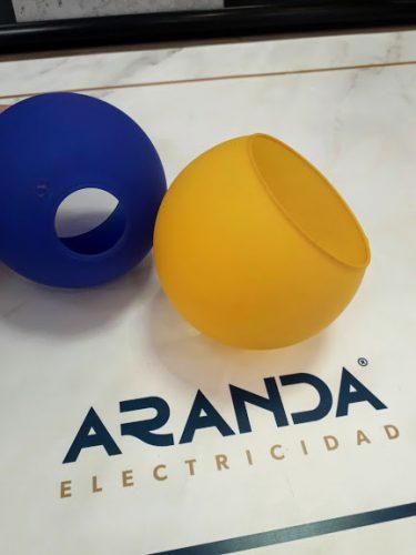 tulipa-cristal-E14-agujero-3cm-bolita-globo-esfera-amarilla-comprar-tienda-respuestos-lamparas-almeria-web-aranda