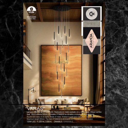 373968G-25-VARAS-negro-oro-hasta-5-metros-schuller-electricidad-aranda-lamparas-almeria-