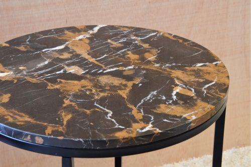 mesa-auxiliar-metal-marmol-y-vidiro