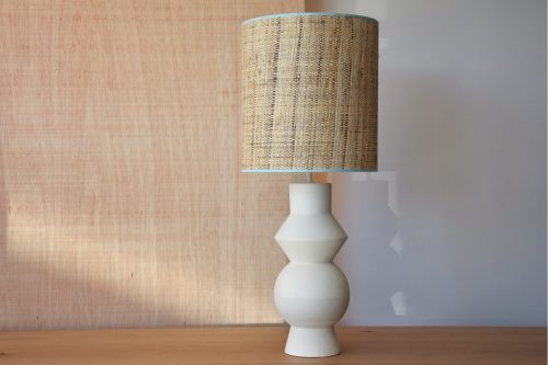 lampara-vp-interiorismo-ceramica-forma-blanco-crudo
