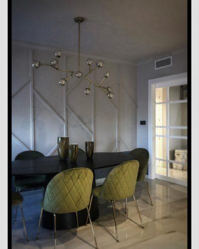 lampara-diseño-orballo-dorada-vp-interiorismo