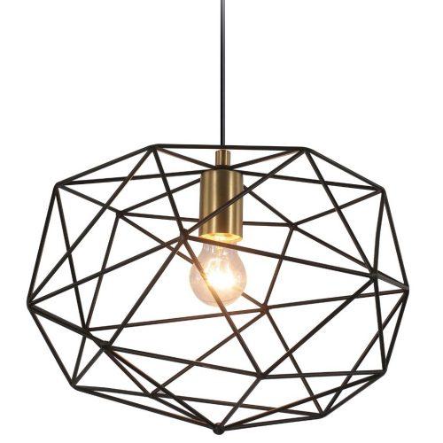 colgante-tegaluxe-rejilla-geometrico-negro-oro