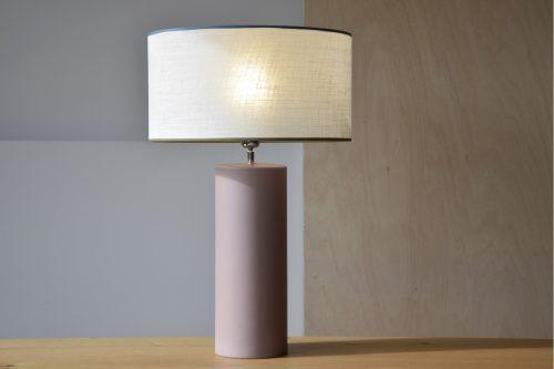 lampara-ceramica-rosa-oscuro-vp-c-pantalla