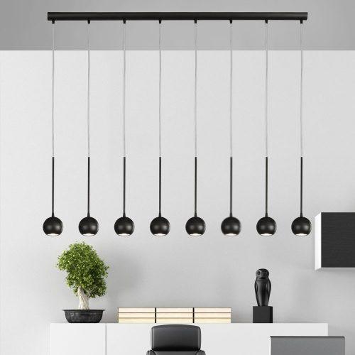 regleta-techo-esfera-8-luces-fm-lamps