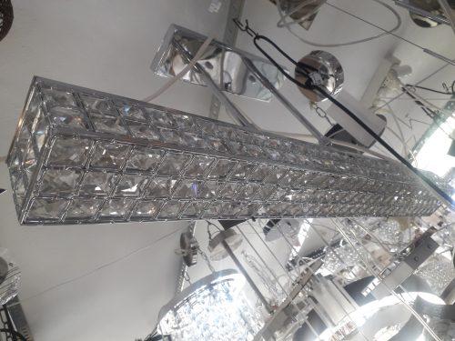 Lámpara copens transparentes linea 16113 Tegaluxe 90cm 6G9
